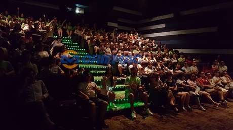 Oriemac Company Watched Movie Together_2
