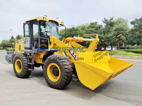 Uzbekistan - 1 Unit XCMG Wheel Loader LW300FN