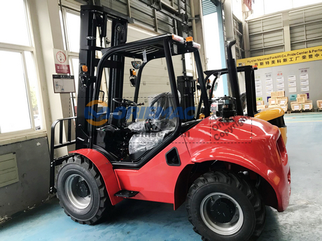 Rough Terrain Forklift FD35T-C4WE3