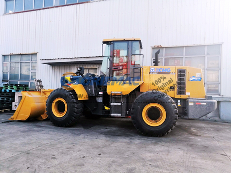 nEO_IMG_XCMG wheel loader ZL50GN (3)