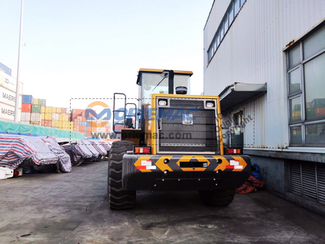 nEO_IMG_XCMG wheel loader ZL50GN (1)